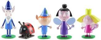 Ben & Holly's Little Kingdom 5 Figure Pack