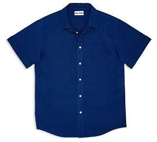 DL1961 Boys' Cuffed-Short-Sleeve Shirt - Big Kid