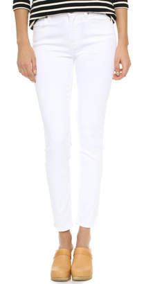 7 For All Mankind The Skinny Jeans $158 thestylecure.com