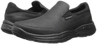Skechers Relaxed Fit Glides Calculous Men's Slip on Shoes