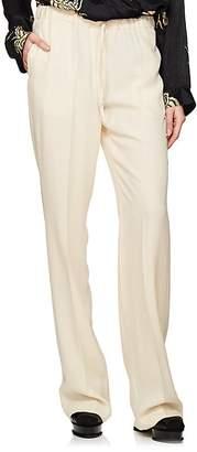 Dries Van Noten Women's Crepe Trousers