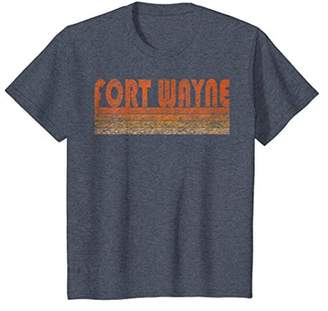 Vintage Retro Fort Wayne T-Shirt
