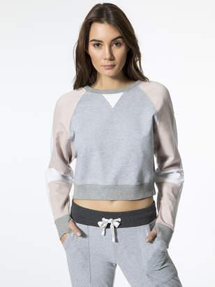 Blanc Noir Flashback Sweatshirt