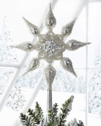 Glitz & Glam Star Tree Topper
