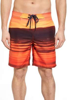 Surfside Supply Red Sea Photo Real Board Shorts