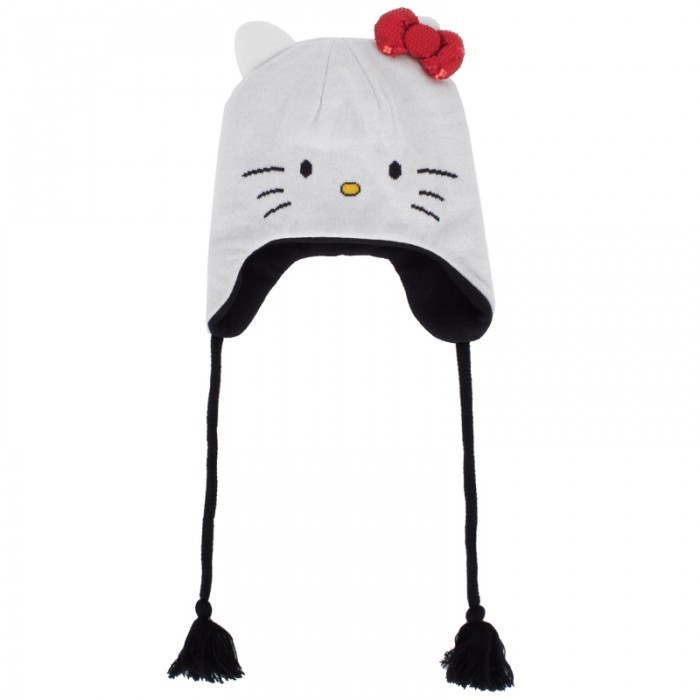 Hello Kitty Vans Ear Flap Hat