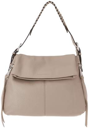 Aimee Kestenberg Double Entry Leather Hobo - Penelope