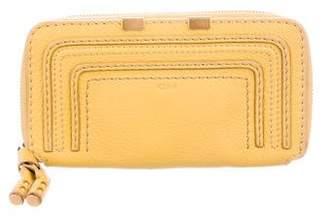 Chloé Marcie Continental Wallet