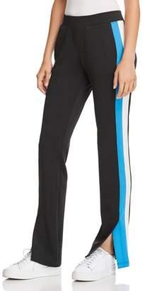 Pam & Gela Slit-Hem Track Pants