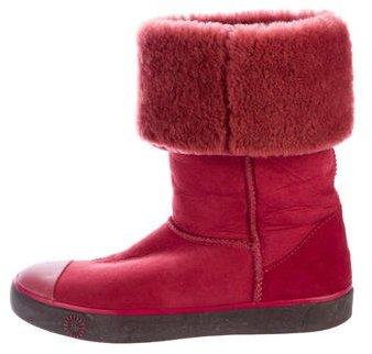 UGGUGG Australia Delaine Cap-Toe Boots