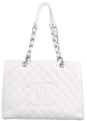 89709586268d Chanel White Open Top Handbags - ShopStyle