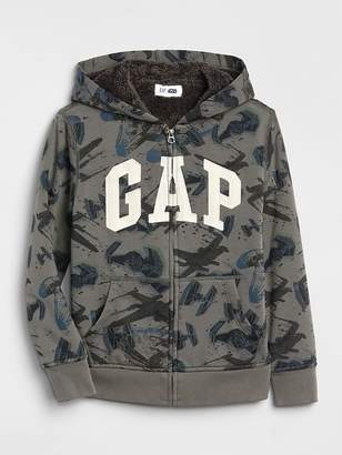 Gap GapKids | Star Wars Logo Hoodie Sweatshirt