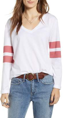 Treasure & Bond Varsity Stripe Tee