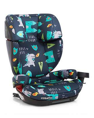O Baby Cosatto Skippa Fix Group 23 Car Seat