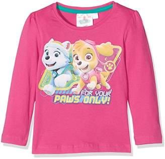 Nickelodeon Girl's Paw Patrol Pups Save T-Shirt,(Manufacturer Size: 3 Years)