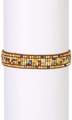 Chan Luu Beaded Slide Bracelet