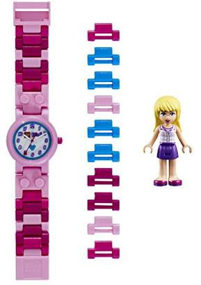 Lego Analogue Quartz Watch with Plastic Strap 8020172
