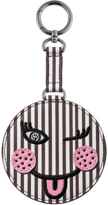 Henri Bendel Wink Smiley Bag Charm