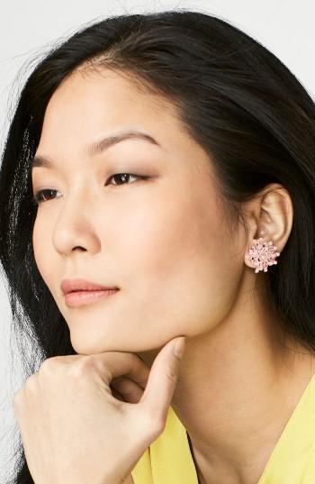 Women's Baublebar Chrysanthemum Stud Earrings 2
