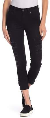 YMI Jeanswear Jeans WannaBettaButt Mid-Rise Mega Cuff Denim Jeans (Juniors)