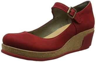 El Naturalista Women's N5004 Pleasant /Leaves Shoe