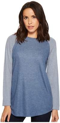 Pendleton Shoulder Stripe Tee Women's T Shirt