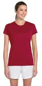 Gildan Ladies/Womens Core Performance Sports Short Sleeve T-Shirt (M)
