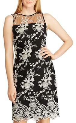 Ralph Lauren Lace Sheath Dress