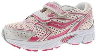 Saucony Girls Cohesion H&L Running Shoe (Little Kid/Big Kid)
