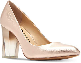 Katy Perry The A.w. Ombre-Lucite Pumps Women Shoes