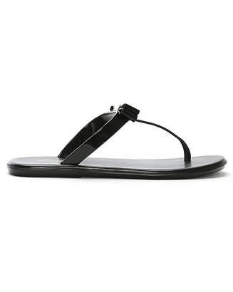 Michael Kors Jelly Toe Post Bow Sandals