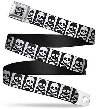 Buckle-Down Unisex-Adults Seatbelt Belt Regular