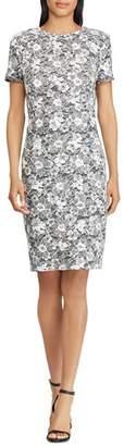 Ralph Lauren Tailored Lace Dress