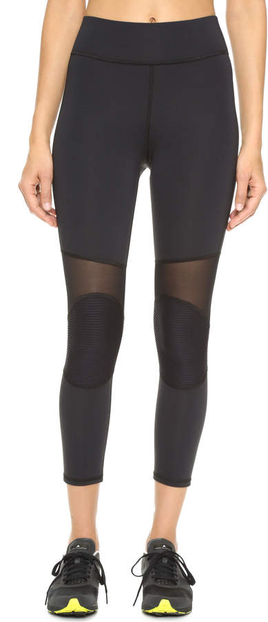 Ballistic Crop Leggings