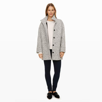 Club Monaco Robeeka Speckled Coat