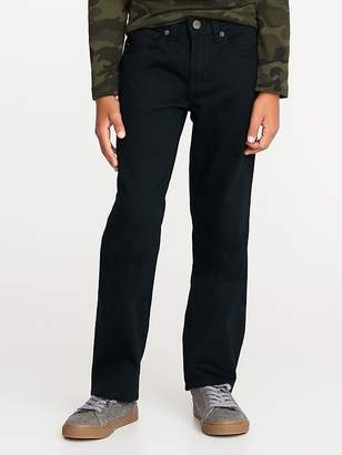 Old Navy Straight Five-Pocket Twill Pants for Boys