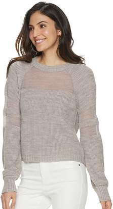 JLO by Jennifer Lopez Women's Balloon-Sleeve Sweater