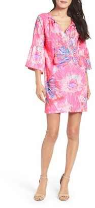 Women's Lilly Pulitzer Del Lago Tunic Dress $118 thestylecure.com