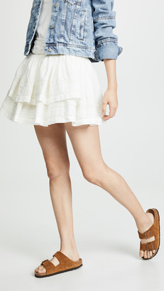 Sea Aster Miniskirt