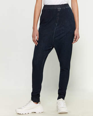 Research Code By Never Enough Sheep Drop Crotch Pants