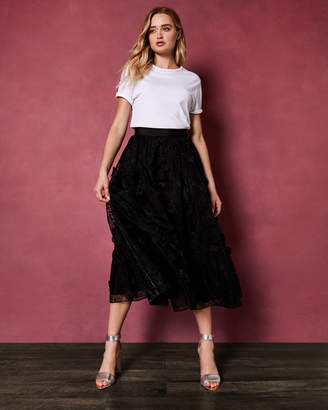 Ted Baker LOVELLA Ankle length full skirt