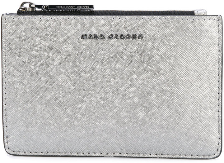 Marc Jacobs Marc Jacobs Gotham top zip wallet