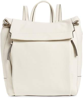 Vince Camuto Min Pebbled Leather Backpack