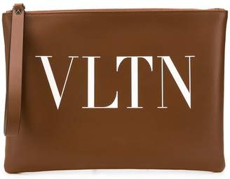 Valentino VLNT large handle pouch