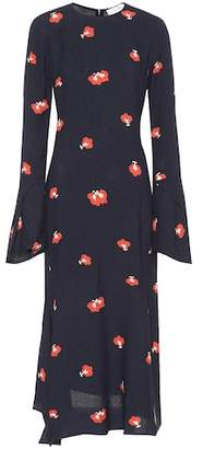 Victoria Beckham Floral-printed dress
