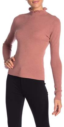Rebecca Taylor Merino Wool Turtleneck Sweater