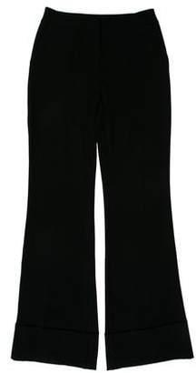 Co Mid-Rise Wide-Leg Pants