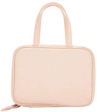 Cos NEW true:essentials Blush Double Handed Zip Bag