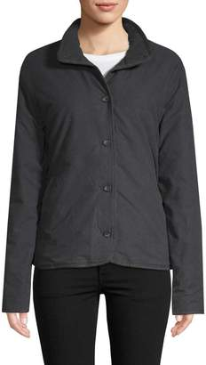 James Perse Women's Button-Front Jacket