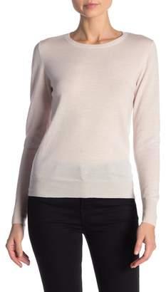 Kier & J Long Sleeve Merino Wool Sweater